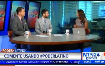 Ruben Olmos talks to NTN24 about AMLO and US relations